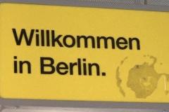 Ankunft Berlin Tegel
