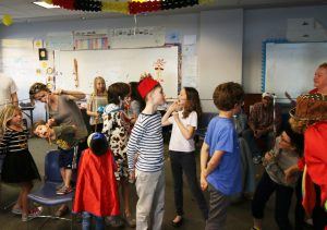 Carnival Party GERMAN SCHOOL campus 2016