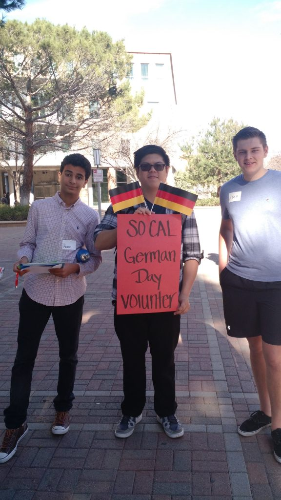 UCI German Day 2016
