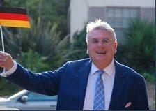 Consul General Dr. Bernd Fischer