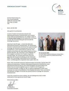German School campus Newport Beach CA Member of WDA Weltverband Deutscher Auslandsschulen