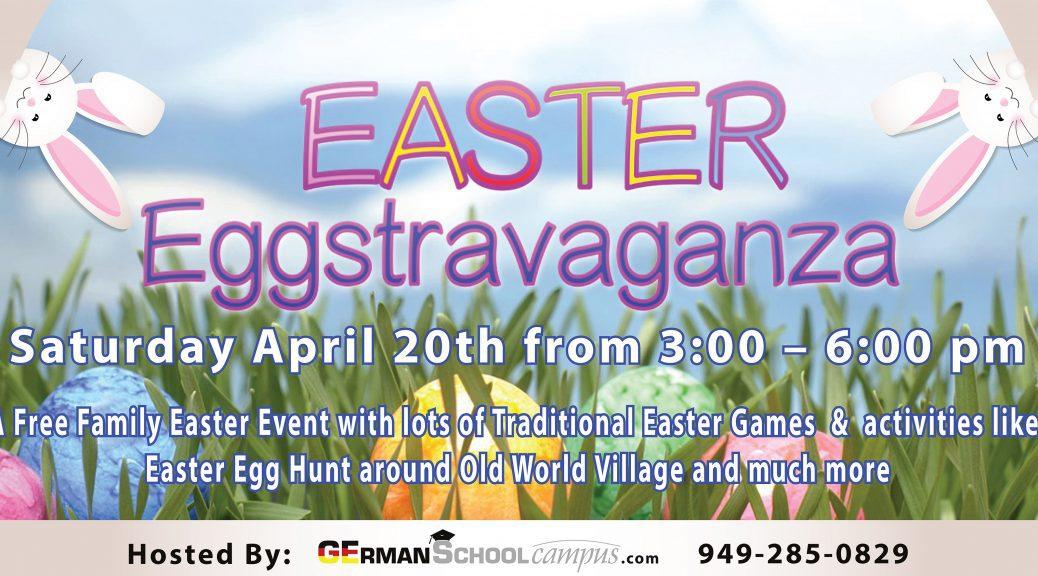 Easter Eggstgravaganza 2019