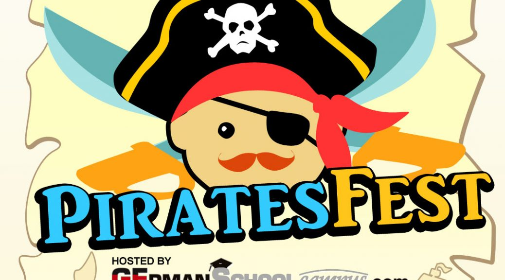 PIRATESFEST at Old World in Huntington Beach Hosted by German School Campus