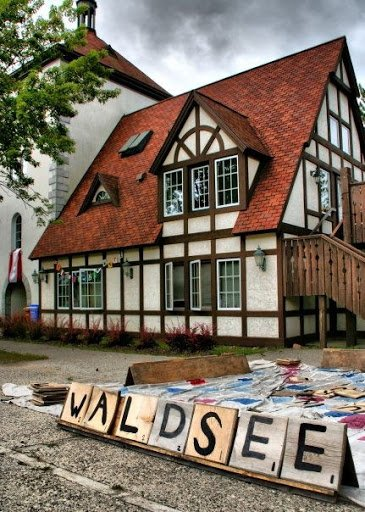 Waldsee is the German immersion program offered by Concordia Language Villages